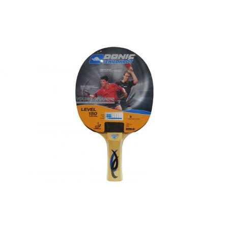 Ракетка для настольного тенниса DONIC (1шт) MT-705115 YOUNG CHAMPION 150 (древесина, резина)