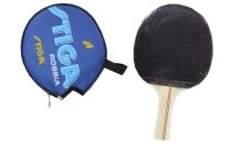 Ракетка для настольного тенниса Дубл. STIGA (1шт+PVC чехол) MT-2667 (TROPHY,OMEGA,FIGHT,FOCUS,TWIST)