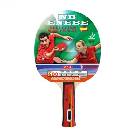 Ракетка для настольного тенниса Enebe EQUIPO Serie 600, 790815