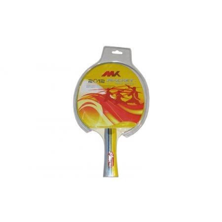 Ракетка для настольного тенниса MK (1шт) 0222 (древесина, резина)