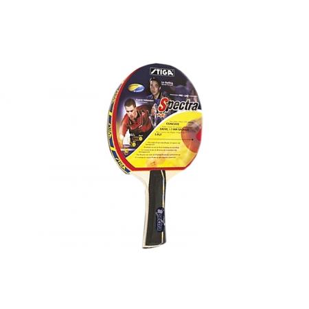 Ракетка для настольного тенниса STIGA (1шт) SGA-166301 SPECTRA (древесина, резина)