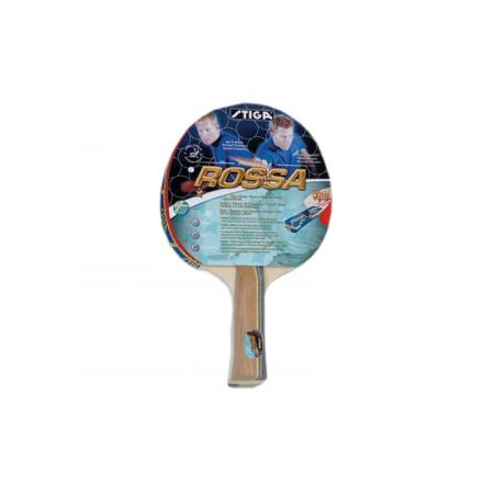 Ракетка для настольного тенниса STIGA (1шт) SGA-173734 ROSSA WRB (древесина, резина)