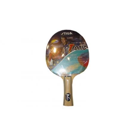 Ракетка для настольного тенниса STIGA (1шт) SGA-177301 TRONIC (древесина, резина)