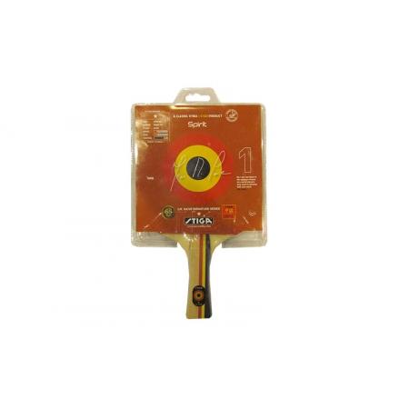 Ракетка для настольного тенниса STIGA (1шт) SGA-179001 SPIRIT (древесина, резина)