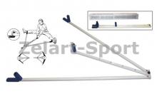 Рамка для растяжки ног SC-8150B (металл, L1=112см, L2=70см)