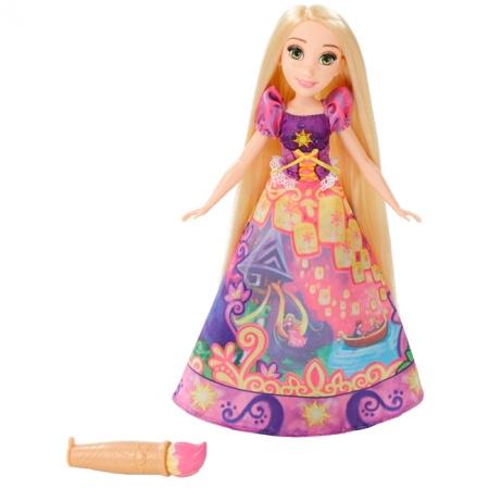 Рапунцель в волшебной юбке, Disney Princess Hasbro, B5297 (В5295-1)