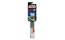 Раздвижной световой меч зеленый, Звездные войны, Star Wars, Hasbro, зеленый, B2912-3