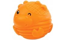 Развивающая текстурная игрушка Маленький друг (оранжевый), Sensory, 905177S-2