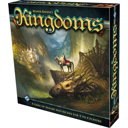 Reiner Knizias Kingdoms (Revised Edition) - Настольная игра