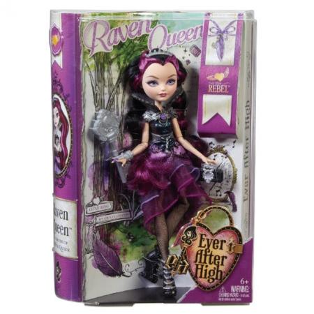 Рейвен Квин, Кукла серии Сказочные бунтари, Ever After High, Mattel, Raven Queen, CBR34-1