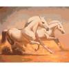 Рисование по номерам. Дикий запад, серия Животные, птицы, 40 х 50 см, Идейка, KH2428