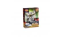 Робот-андроид Спасатель (белый с желтым), BoldWay, 8110-1