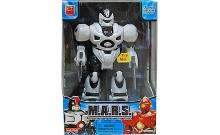 Робот Кибер-Бот (белый), Hap-p-kid, 4075T-4078T-1