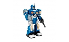 Робот Кибер-Бот (синий), Hap-p-kid, 4075T-4078T-3