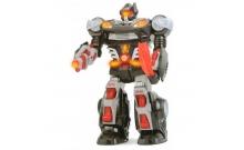 Робот M.A.R.S. с голосом и звуковыми эффектами (черно-красный), Hap-p-kid, 4126T-4127T-1
