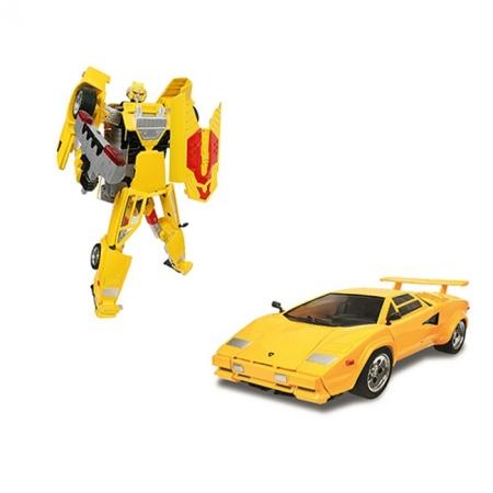 Робот-трансформер - LAMBORGHINI COUNTACH (1:24), 53061R