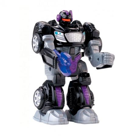 Робот-трансформер М.А.R.S. (чёрный), Hap-p-kid, 4040T-4043T-1