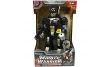 Робот-воин (чёрный), Hap-p-kid, 3568T-3571T-4