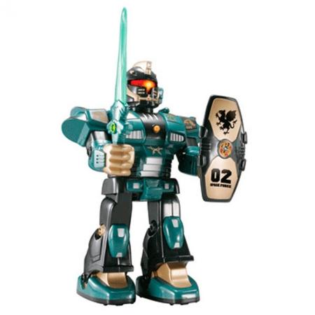 Робот-воин (зелёный), Hap-p-kid, 3568T-3571T-3