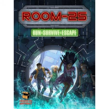 Room 25 (Комната 25) - Настольная игра