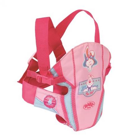 Рюкзак-кенгуру для куклы Baby Born, ZAPF, 822234