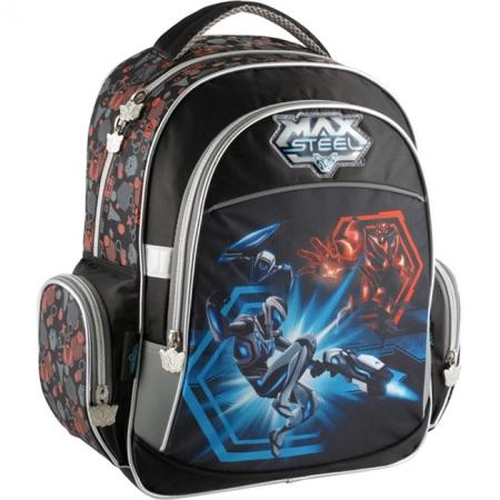 Рюкзак Kite школьный Max Steel, MX14-510K