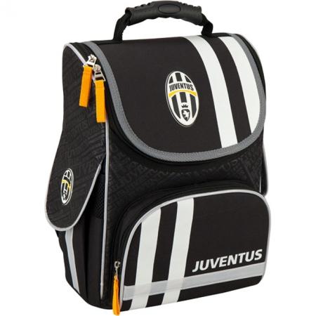 Рюкзак школьный Kite 2016 - каркасный 501 FC Juventus, JV16-501S