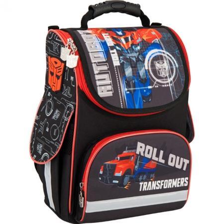 Рюкзак школьный Kite 2016 - каркасный 501 Transformers, TF16-501S-1