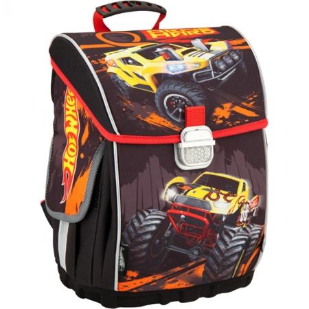 Рюкзак школьный Kite 2016 - каркасный 503 Hot Wheels, HW16-503S