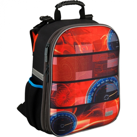 Рюкзак школьный Kite 2016 - каркасный 531 Auto, K16-531M-5