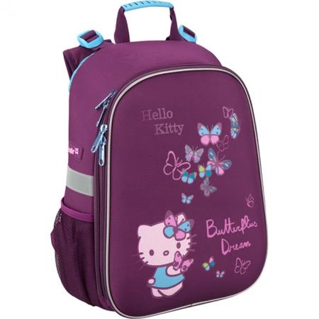Рюкзак школьный Kite 2016 - каркасный 531 Hello Kitty, HK16-531S