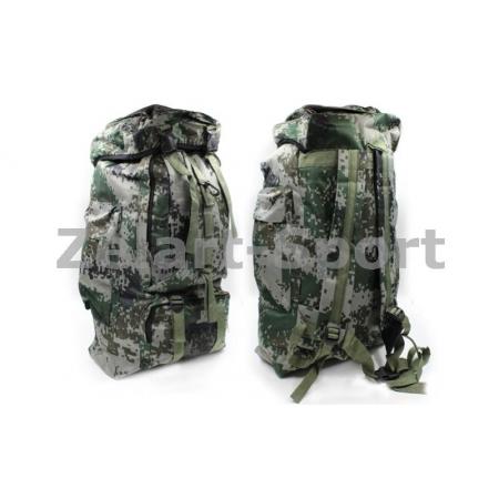 Рюкзак туристический (тактический) V-35л TY-4726-1 (PL,NY, р-р 53х33,5х14см, пиксель Surpat)