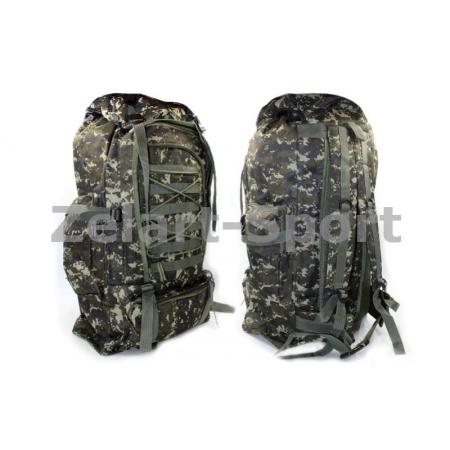 Рюкзак туристический (тактический) V-40л TY-4724-1 (PL,NY,р-р 58х36х16см, пиксель UCP)