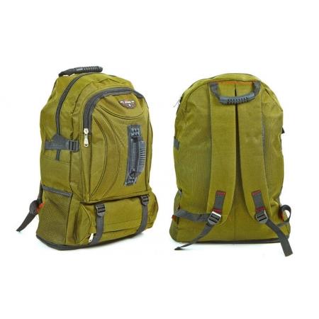 Рюкзак туристический V-40л бескаркасный GA-077160-O (PL, NY, оливковый)
