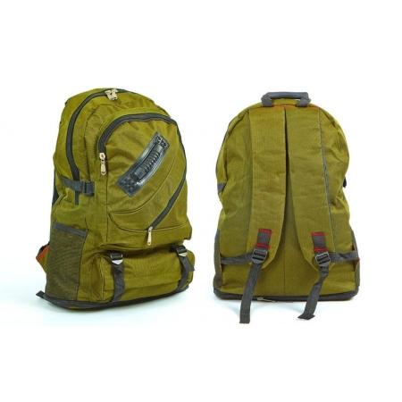 Рюкзак туристический V-40л бескаркасный GA-077161-O (PL, NY, оливковый)