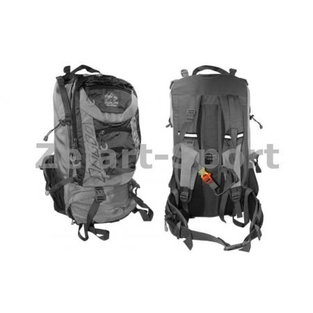 Рюкзак туристический V-45л бескаркасный GA-61106-BK COLOR LIFE (PL, NY, черный)
