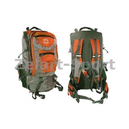 Рюкзак туристический V-45л бескаркасный GA-61106-OR COLOR LIFE (PL, NY, оранжевый)