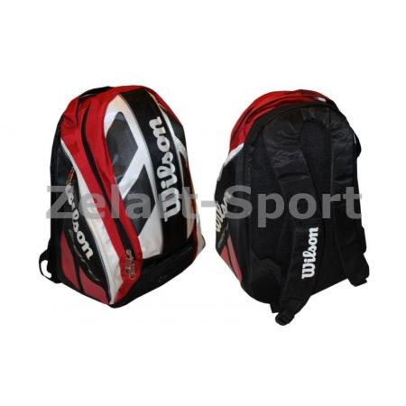 Рюкзак WILSON 6004 BACKPACK (PL, р-р 45х35х21см, красный, синий, салатовый)