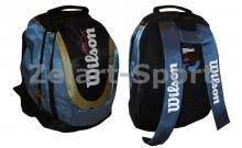 Рюкзак WILSON 6016 BACKPACK (PL, р-р 48х32х21см, красный, синий, черный)