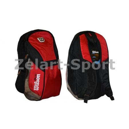 Рюкзак WILSON 6179 BACKPACK (PL, р-р 50х32х21см, красный, синий, желтый, черный)
