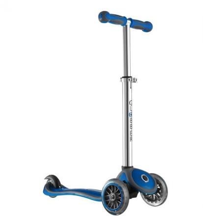 Самокат GLOBBER MY FREE 4 в 1, синий, до 50кг, 3+, 3 колеса (NTGB0000450-100)