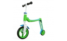 Самокат Scoot and Ride серии Highwaybaby зелено-синий, до 3 лет, до 20кг (SR-216271-GREEN-BLUE)