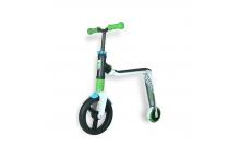 Самокат Scoot and Ride серии Highwayfreak 3.0 бело-зелено-синий, 3-5 лет до 50кг (SR-202310-WHITE-GREEN-BLUE)