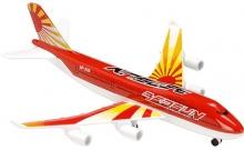 Самолет Boeing 787 Red Sun, 13 см, Majorette, 205 3120-5