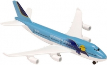 Самолет Boeing 787 Southbirds Airlines, 13 см, Majorette, 205 3120-4