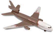 Самолет DC-10 Darken Airlines, 13 см, Majorette, 205 3120-8