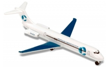 Самолет MD-80 Arrows Aeronotics, 13 см, Majorette, 205 3120-1