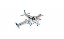 Самолет на радиоуправлении Dynam Cessna 310 RLG Brushless 1280 мм 2.4GHz RTF (DY8935 RTF)