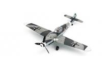 Самолет на радиоуправлении Dynam Messerschmitt Bf.109 Brushless 1270 мм RTF (DY8951 RTF)