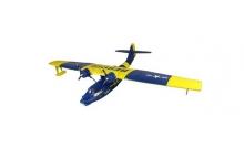Самолет на радиоуправлении Dynam PBY Catalina Brushless 1470 мм 2.4GHz RTF (DY8943-Blue RTF)